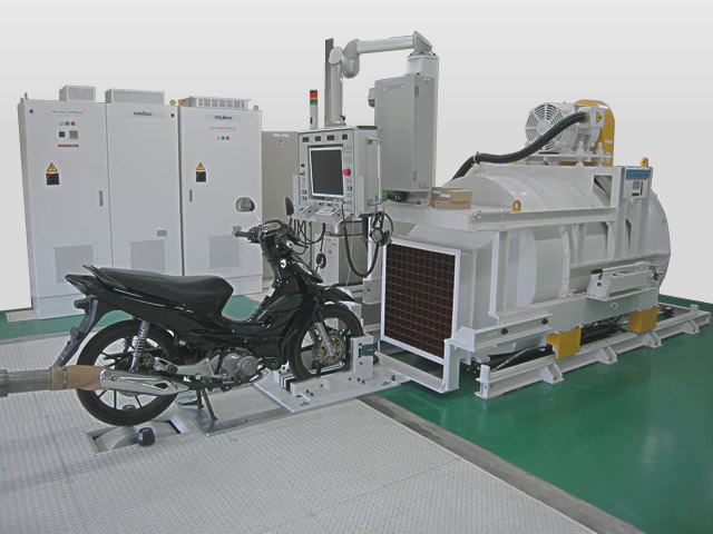 Ono Sokki Chassis Dynamometer For Motorcycle