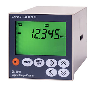 Photo (DG-4140 Digital Gauge Counter)
